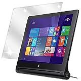 dipos I 2X Schutzfolie klar passend für Lenovo IdeaPad Yoga Tablet 2 (10,1 Zoll) Folie Displayschutzfolie