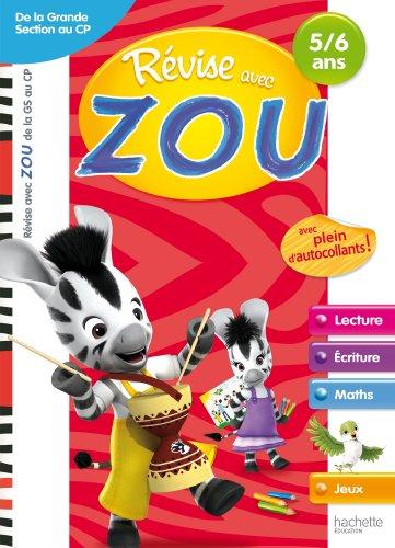 Révise avec Zou - GS/CP