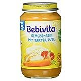 Bebivita Gemüse-Reis mit zarter Pute 220g