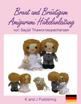 Braut und Bräutigam Amigurumi Häkelanleitung