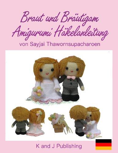 Free Braut und Bräutigam Amigurumi Häkelanleitung PDF Download