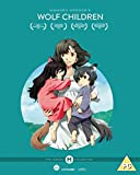 Hosoda Collection: Wolf Children Blu-ray Collector's Edition [UK Import]