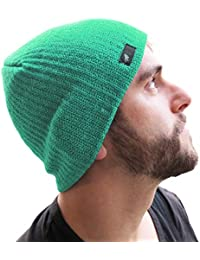 dd9910477b7 Daily Beanie Hat Skull Cap for Men or Women with Bonus Keychain (Many  Colors)