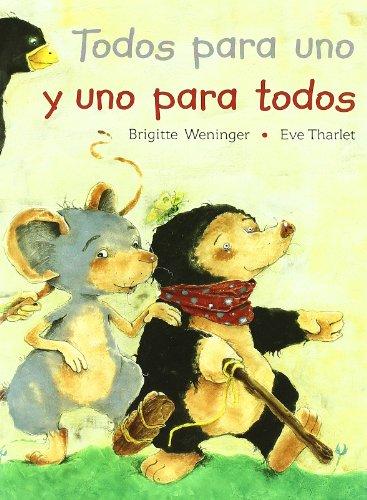 Todos Para Uno Y Uno Para Todos. Lecturas (Libros Ilustrados) - 9788431681425