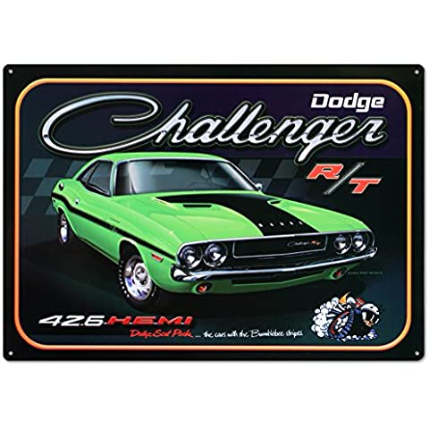 Dodge Challenger R/T Hemi 426 coche muestra de la lata