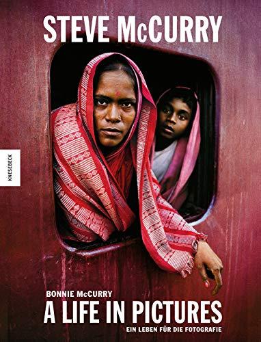 Steve McCurry: A Life in Pictures  –  Ein Leben für die Fotografie (Afghan Girl, Sharbat Gula, Lesen)