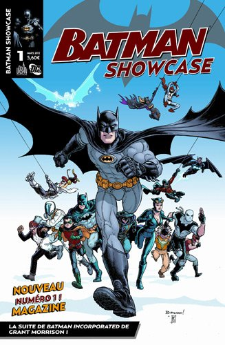 Batman showcase, tome 1