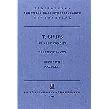 Livi, Titi, ab urbe condita: Libri XXVIII-XXX