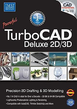 TurboCAD Deluxe  [Download]