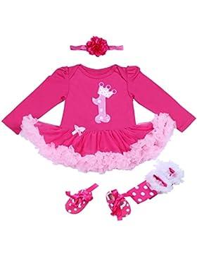 BabyPreg Mädchen Blusen Kleid