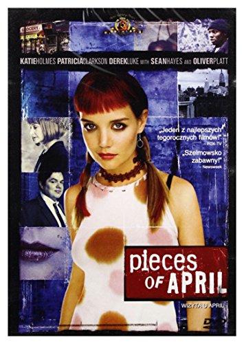 pieces-of-april-region-2-import-keine-deutsche-version