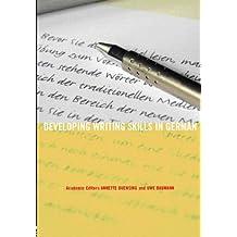 Developing Writing Skills in German