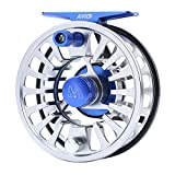 Maxcatch Avid Fly Reel with CNC-machined Aluminum Alloy Body 1/3, 3/4, 5/6, 7/8