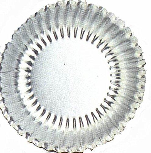 10 petites coupelles argent Ø 15 cm mini assiettes [8018100008316]