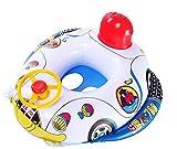 Inflatable Car Schwimmen Baby-Float Sitz Boot