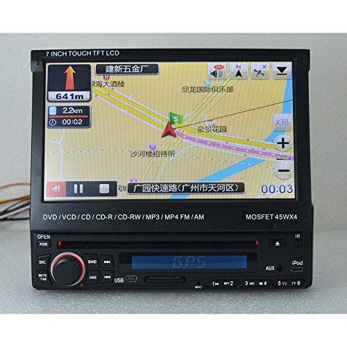 Für Dvd-player 2014 Pioneer Auto (AUTORADIO MIT BLUETOOTH 18cm TOUCHSCREEN DVD/CD-PLAYER USB SD 1DIN MONICEIVER 7)