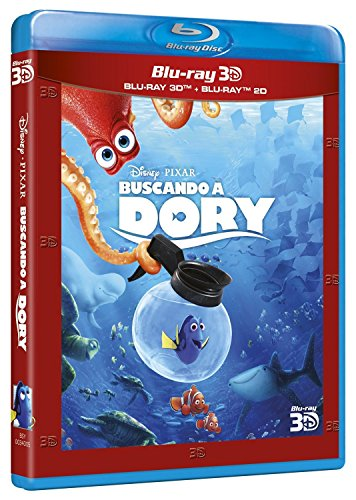 Buscando A Dory (Blu-ray 3D + Blu-ray) [Blu-ray] 5196n7rumcL