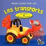 Mon livre pop-up - Les transports