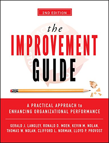 Improvement Guide: A Practical Approach to Enhancing Organizational Performance