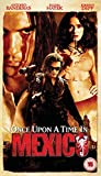 Once Upon a Time in Mexico [VHS] [Import allemand]