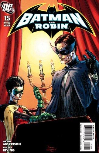 Batman and Robin, Vol. 1 #15A