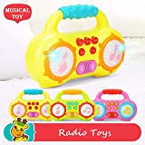 Emob® Baby Mini Musical Radio Learning Toy with Different Modes and Animal Sound