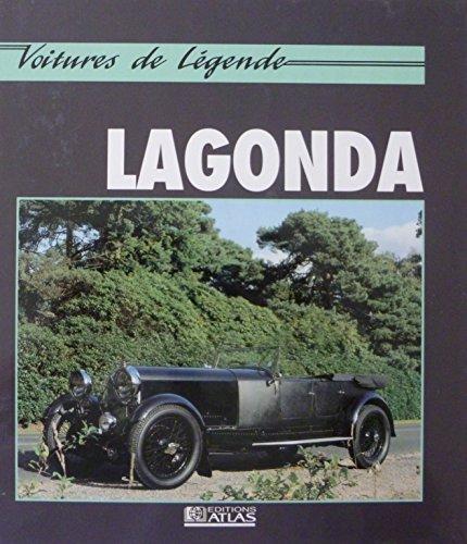 Lagonda par Richard Bird (Broché)