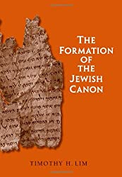 The Formation of the Jewish Canon (Anchor Yale Bible Reference Library)