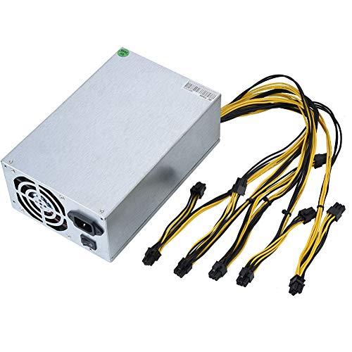 Acogedor 1600W Einkanal-Mining-Netzteil Schnelle Wärmeableitungs-Server-Stromversorgung für Miner (1000w Server Netzteil)