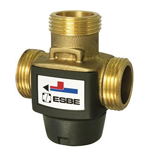 'ESBE; VTC 311°C; Aufladung Sicherheitsventil für Kessel von Biomasse 30kW, 3,4und Temperatur 45Grad