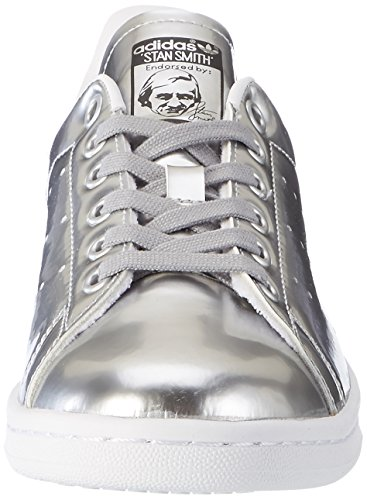 CHAUSSURES ADIDAS STAN SMITH W CG3679 Argent (Silver Metallic/Silver Metallic/footwear White)