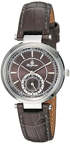 Burgmeister Womens Analogue Quartz Watch with Leather Strap BM336-190