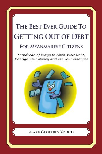 The Best Ever Guide to Getting Out of Debt For Myanmarese Citizens