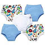 Bambino Mio, Potty Training Pants, Mixed Boy Outer Space, 3+ Years, 5 Pack