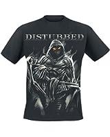 Disturbed Lost Souls T-Shirt black
