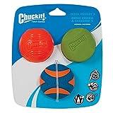 Chuckit! Fetch Medley 2Pet Spielzeug Bälle, mittel