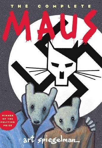 The Complete MAUS por Art Spiegelman