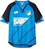 Lotto Sport Kinder HOFFENHEIM 16 Home Jrs JR Jersey Short Sleeve, Blue, L
