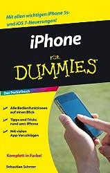 iPhone für Dummies: Das Pocketbuch