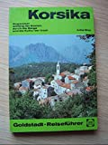 Korsika. Goldstadt- Reiseführer -