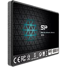 "Silicon Power S55 interne SSD 480 GB 2'5"" pouces, SATA III, TLC, lecture jusq'au 500 MB/Sec,"