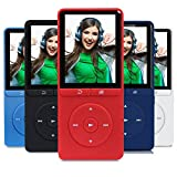 Peficecy MP3-Player, 80 Stunden Wiedergabe 8GB...