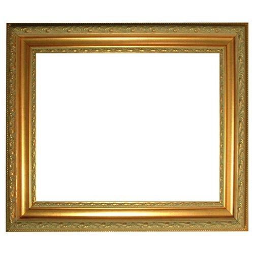 Barockrahmen Gold fein verziert 837 ORO, Leerrahmen 50x70 cm