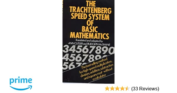 Buy The Trachtenberg Speed System of Basic Mathematics Book Online ...