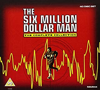 The Six Million Dollar Man - The Complete Collection [DVD] [2012] (B005ZSHAP0) | Amazon Products