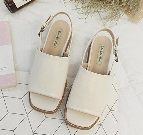 OL-mulas-caminando-sandalias-carta-hebilla-hebilla-de-espalda-plano-po-tope-casual-de-compras-de-la-boda-mujeres-zapatos-UE-tamao-35-39