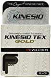 Kinesio Tex Gold Tape- Black