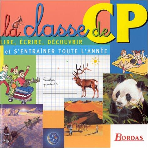 CLASSE DE CP (Ancienne Edition)