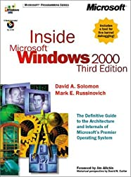 Inside Microsoft Windows 2000, w. CD-ROM, Engl. ed. (Microsoft Programming Series)
