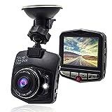 PerGrate Car Driving Recorders, Full HD 1080P 2.2Inch Car DVR Video Recorder Night Vision Dash Cam Camera, Black And Blue